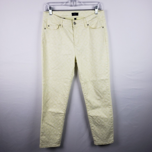 NYDJ Denim - Not Your Daugthers Jeans Alisha Fitted Ankle #720
